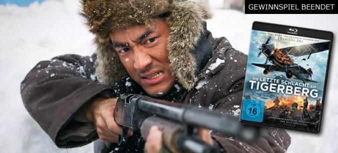 Die letzte Schlacht am Tigerberg © Koch Media