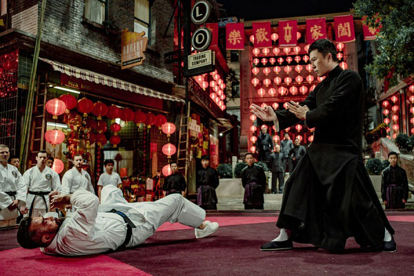 Ip Man 4 © Koch Media