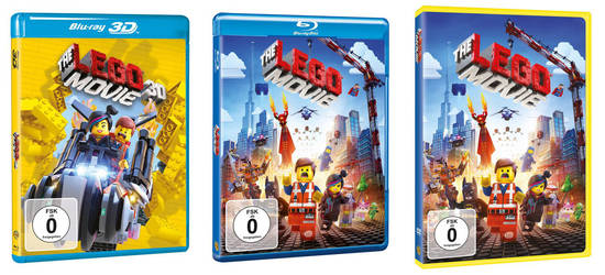 The LEGO® Movie © Warner Home Video